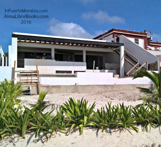 This used to be La Casa del Farito. A new place will open soon.