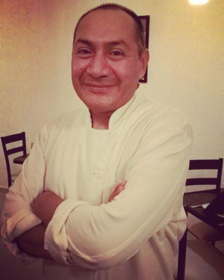 Chef Roberto from Fonda Americana Grill